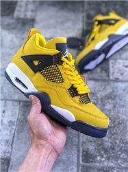 Men Air Jordan IV Retro Basketball Shoes AAAAA 648