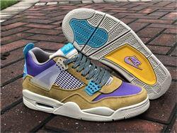 Men Union x Air Jordan 4 Retro DJ5718 300