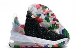 Men Nike LeBron 18 Basketball Shoes 1015