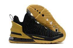 Men Nike LeBron 18 Basketball Shoes 1018