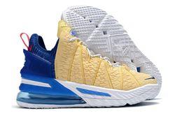 Men Nike LeBron 18 Basketball Shoes 1026