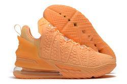 Men Nike LeBron 18 Basketball Shoes 1027