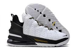 Men Nike LeBron 18 Basketball Shoes 1029