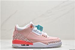 Women Air Jordan III Retro Sneakers AAA 262