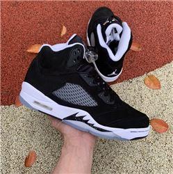 Men Air Jordan 5 Oreo