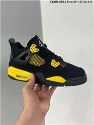 Men Air Jordan IV Retro Basketball Shoes 652
