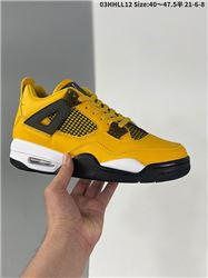 Men Air Jordan IV Retro Basketball Shoes AAA 653