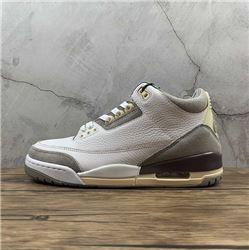 Men Air Jordan III Retro Basketball Shoes AAAAA 452
