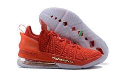 Men Nike LeBron 18 Basketball Shoes 1031