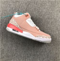 Women Air Jordan III Retro Sneakers AAAA 263