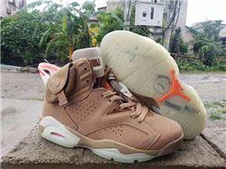 Men Air Jordan VI Basketball Shoes 482