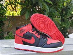 Men Air Jordan I Retro Basketball Shoes 1123