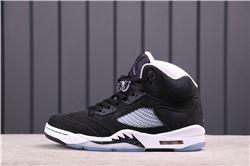 Men Air Jordan 5 Stealth 2.0 Basketball Shoes AAAAAA 453
