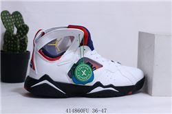 Men Air Jordan VII Retro Basketball Shoes AAA 402
