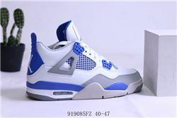 Men Air Jordan IV Retro Basketball Shoes 643