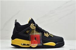Men Air Jordan IV Retro Basketball Shoes AAA 663