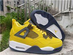 Men Air Jordan IV Retro Basketball Shoes 664