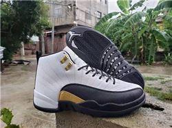 Men Air Jordan XII Retro Basketball Shoes 406