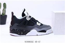 Men Air Jordan IV Retro Basketball Shoes 666