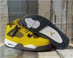 Men Air Jordan IV Retro Basketball Shoes 668