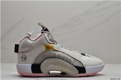 Men Air Jordan XXXV Low Basketball Shoes AAA 231