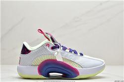 Men Air Jordan XXXV Low Basketball Shoes AAA 234