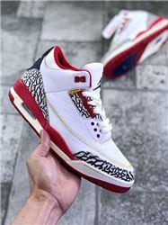 Men Air Jordan III Retro Basketball Shoes AAAA 454