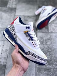 Women Air Jordan III Retro Sneakers AAAA 265
