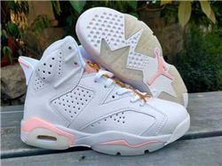Women Air Jordan VI Retro Sneakers 342
