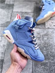 Men Air Jordan VI Basketball Shoes AAAAA 490