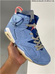 Men Air Jordan VI Basketball Shoes AAAA 491