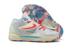 Men Nike Zoom KD 14 Basketball Shoe AAA 597