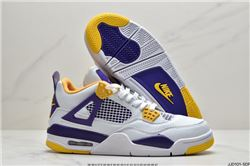 Men Air Jordan IV Retro Basketball Shoes 674