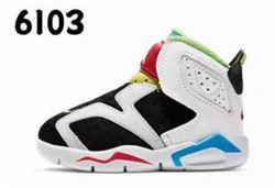 Kids Air Jordan VI Sneakers 254