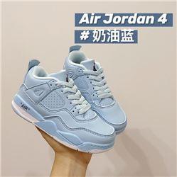 Kids Air Jordan IV Sneakers 266