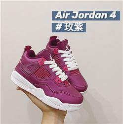 Kids Air Jordan IV Sneakers 269
