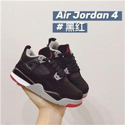 Kids Air Jordan IV Sneakers 276