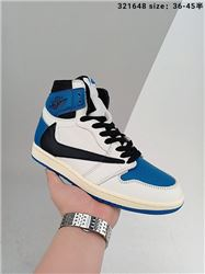 Men Air Jordan I Retro High Basketball Shoes ...
