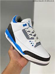 Men Air Jordan III Retro Basketball Shoes AAA 458