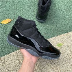 Men Air Jordan 11 Blackout