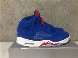 Men Air Jordan V Retro Basketball Shoes 458