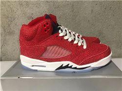 Men Air Jordan V Retro Basketball Shoes 457