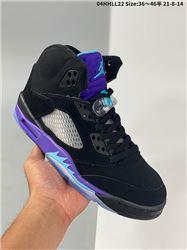 Women Sneaker Air Jordan V Retro AAAA 281