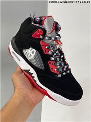 Men Air Jordan V Retro Basketball Shoes 456