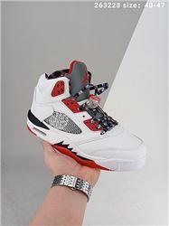 Men Air Jordan V Retro Basketball Shoes 455