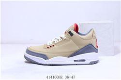 Men Air Jordan III Retro Basketball Shoes 460