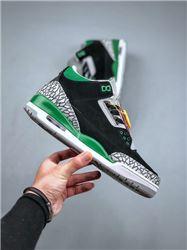 Men Air Jordan III Retro Basketball Shoes AAAA 462