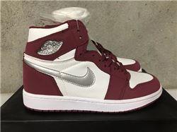 Men Air Jordan I Retro High Basketball Shoes 1146