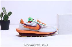 Men Nike Ldwaffle Sacai Running Shoes AAA 537