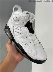 Men Air Jordan VI Basketball Shoes AAAA 497